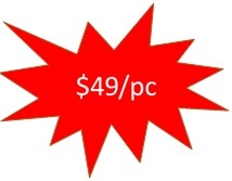 $49 red star